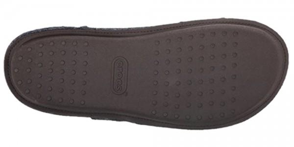 Crocs Classic Slipper - Nautical Navy/Oatmeal