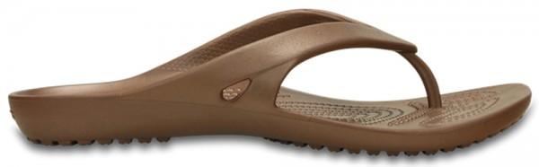 Crocs Kadee II Flip Women - Bronze